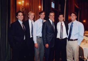 Mitt Romney Fathers Day