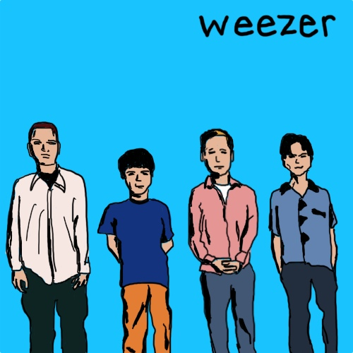 the blue album | Strictly Autobiographical